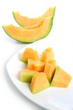 Fresh melon Royalty Free Stock Photography