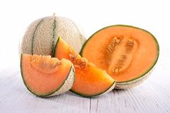Fresh melon Royalty Free Stock Images