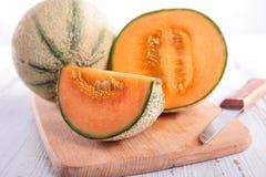 Fresh melon Stock Photo