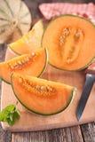Fresh melon Stock Photography