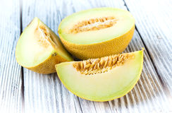 Fresh melon Stock Images
