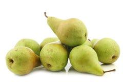 Fresh migo pears Stock Photography