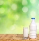 Fresh milk Royalty Free Stock Images