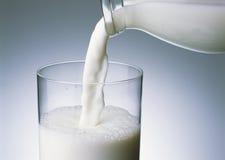 Fresh milk Stock Images