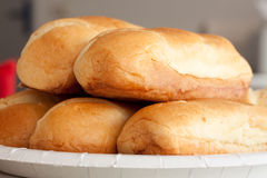 Fresh milk bread Royalty Free Stock Photo