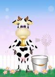 Fresh milk Royalty Free Stock Photos