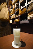 Fresh Milk Stock Photography