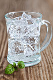 Fresh mineral water Royalty Free Stock Photo