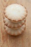 Fresh mini apple pies Royalty Free Stock Photo