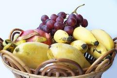 Fresh mix fruit Stock Images
