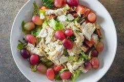 Fresh mix salad Royalty Free Stock Photo