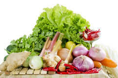Fresh Mix vegetables. Chili style Royalty Free Stock Photo