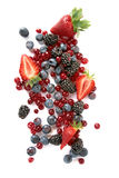 Fresh fruits. Mixed fruits .Healthy eating, dieting Royalty Free Stock Photography
