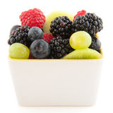 Fresh mixture of fruit Stock Images
