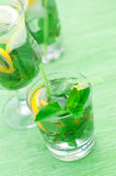 Fresh mojito Royalty Free Stock Photography