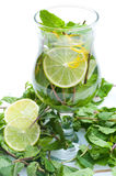 Fresh mojito Stock Photography