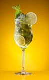 Fresh mojito Stock Photos
