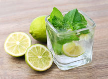 Fresh mojito Royalty Free Stock Photos