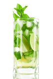 Fresh mojito cocktail Royalty Free Stock Photo