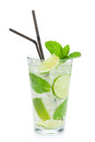 Fresh mojito cocktail Royalty Free Stock Image