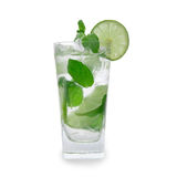 Fresh mojito drink royalty free stock photo