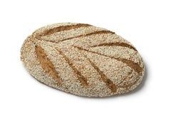 Fresh Moroccan semolina bread Royalty Free Stock Image