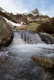 Fresh mountain brook Royalty Free Stock Photo