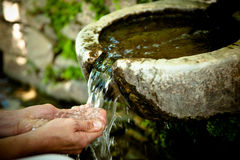Free Fresh Mountain Spring Stock Images - 40422614