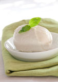 Fresh mozzarella Royalty Free Stock Photos
