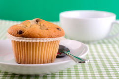Fresh muffin Stock Images