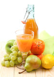 Fresh multivitamin juice Royalty Free Stock Photography