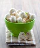 Fresh mushroom Stock Photos