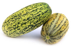 Fresh Muskmelon Royalty Free Stock Photos