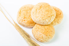 Fresh natural bread food Royalty Free Stock Images