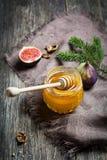 Fresh natural honey Royalty Free Stock Photography