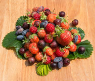 Fresh natural vitamins Stock Image