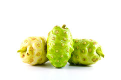 Fresh Noni fruit Royalty Free Stock Image
