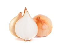 Fresh Onion Stock Image