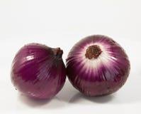 Fresh onion Royalty Free Stock Photos