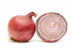 Fresh onions Royalty Free Stock Image
