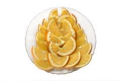 Fresh Orange. S awaiting for you stock photography