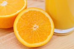 Fresh Orange Stock Photo