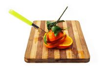 Fresh orange Royalty Free Stock Photography