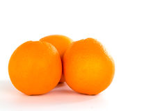 Fresh orange. Stock Photo