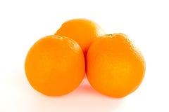 Fresh orange. Royalty Free Stock Photos