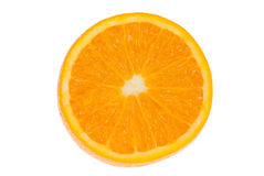 Fresh orange Royalty Free Stock Images