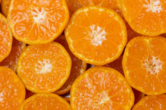 Fresh orange Stock Photos