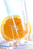 Fresh orange Royalty Free Stock Image