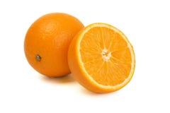 Fresh orange Royalty Free Stock Photo