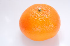 Fresh orange. Closeup of a fresh orange Royalty Free Stock Photography
